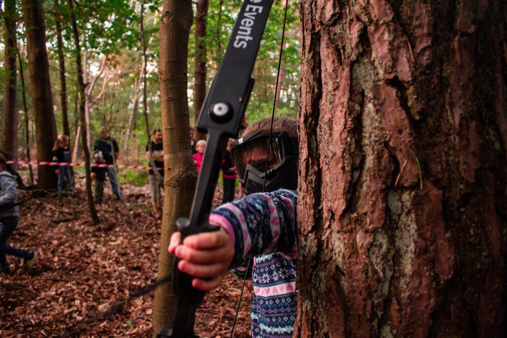 Huur Archery Tag