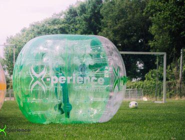 bubbelbal bedrijfsfeest