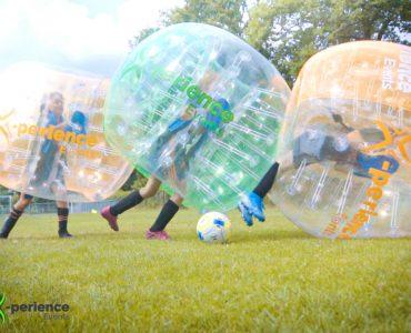 Kinderfeestje bubbelbal